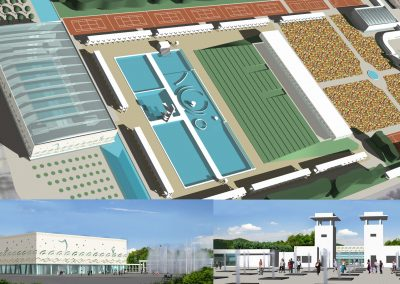 Tineretului Swimming Pool Rehabilitation
