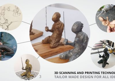 NEW – 3D PRINTED OBJECTS